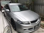 Honda Accord CL7 2007г. II model (1109)