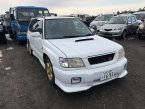 Subaru Forester SF5 2001г. рестайлинг, 240 л/с. EJ205 Turbo, АКПП, 4WD full-time (1221)