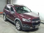 "Chevrolet Captiva (C140) 2011г. рестайлинг, 2,4л. 167 л/с, бензин, 6-ступ. АКПП 4WD, код краски: Red МЕТАЛЛИК MOULAN ROUGE (893T), vin: KL1CD2649BB067442 ""РАСПИЛ"" (1978)"