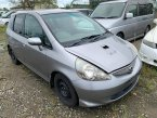 Honda Fit (GD3) 2005г. рестайлинг, хэтчбек, 1,5л. 110 л/с, бензин, 5-ступ. МКПП, передний привод (2203)